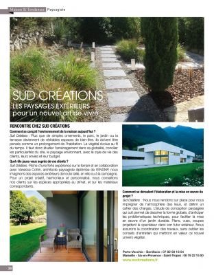Architecte paysagiste implantation de piscine aix en for Implantation jardin paysager